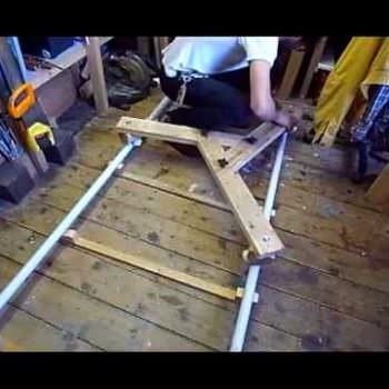 Diy: Camera Dolly Made From Recycled Wooden Pallet