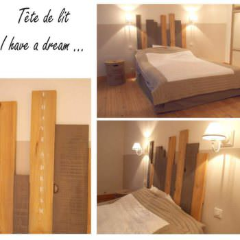 Pallet Bed Headboard I Have A Dream
