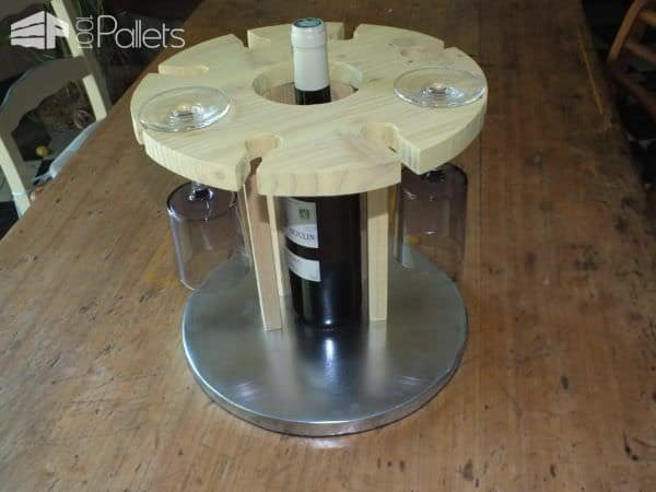 Pallet Cup Holders / Porte-verres Pallet Home Accessories