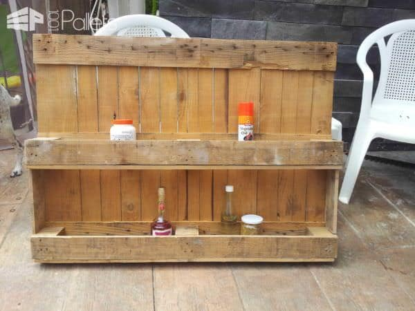 Pallet Wine Cellar, Bar & Shelf Pallet Boxes & Chests