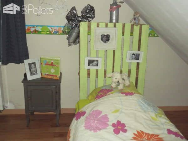 Palletembellir Un Lit En 5 Minutes / Beautify A  Bed In 5 Min DIY Pallet Bedroom - Pallet Bed Frames & Pallet Headboards