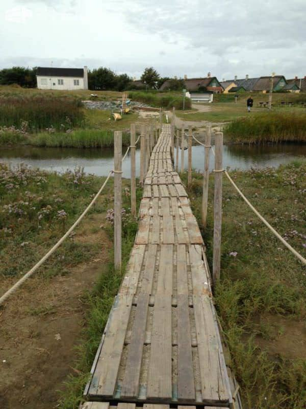 Pallets Bridge Pallet Terraces & Pallet Patios