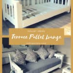 Pallet Lounge For My Terrace