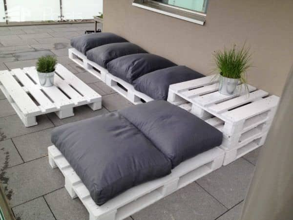 Pallet Lounge For My Terrace Lounges & Garden Sets