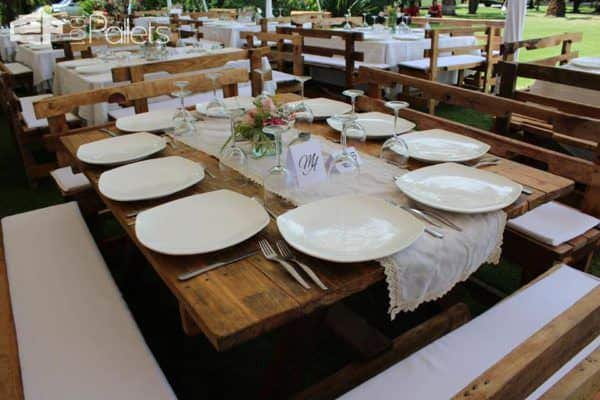 Wedding Pallets Table Pallet Desks & Pallet Tables