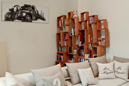 The Rogue Bookcase