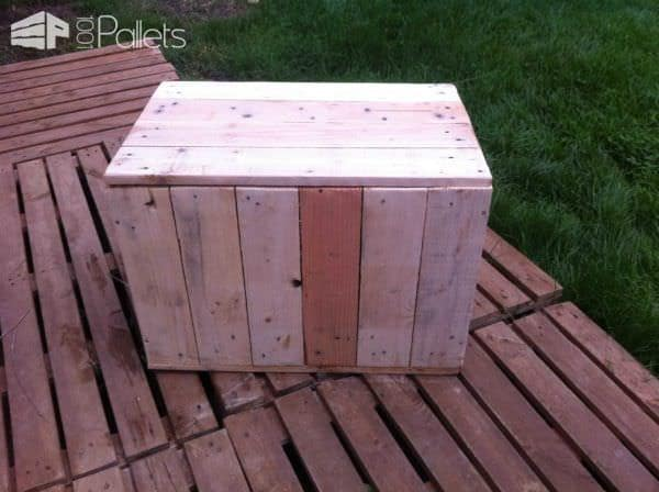 Pallet Boxes For House Pallet Boxes & Pallet Chests