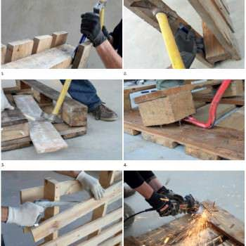 How To Dismantle A Wooden Pallet ?
