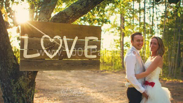 Love Is All Pallet Wedding Canvas Pallet Wall Decor & Pallet Painting