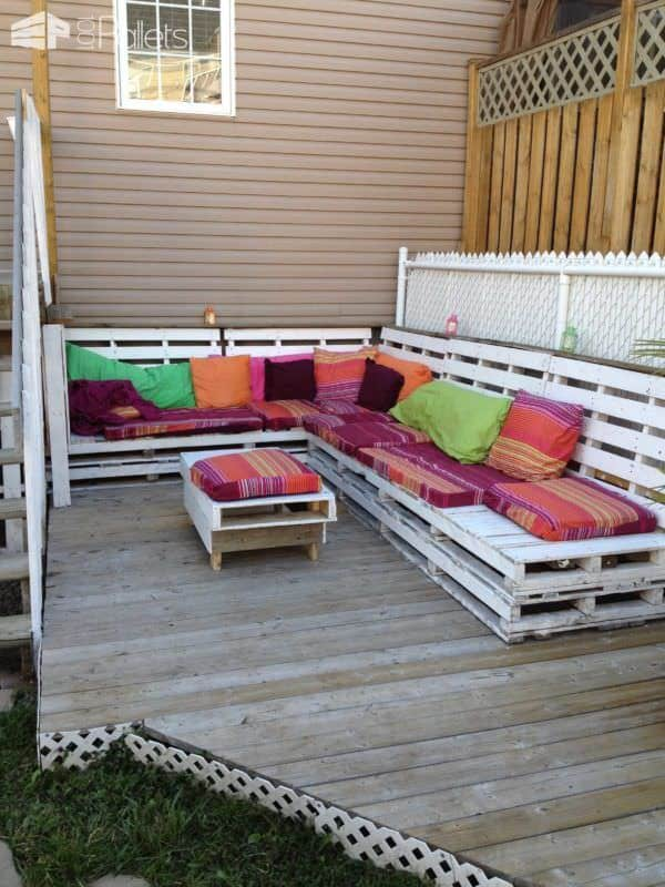 Pallets Bench To Relax Pallet Benches, Pallet Chairs & Pallet Stools