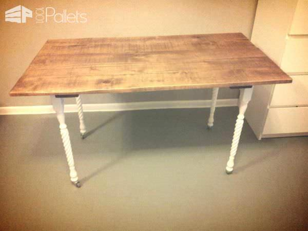 Diy Wallbed, Winebox, Table & Chill-out Sofa Pallet Desks & Pallet Tables Pallet Sofas