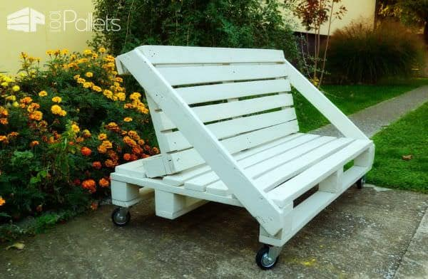 Pallets Bench Sofa Pallet Benches, Pallet Chairs & Stools