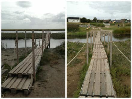 Pallets Bridge