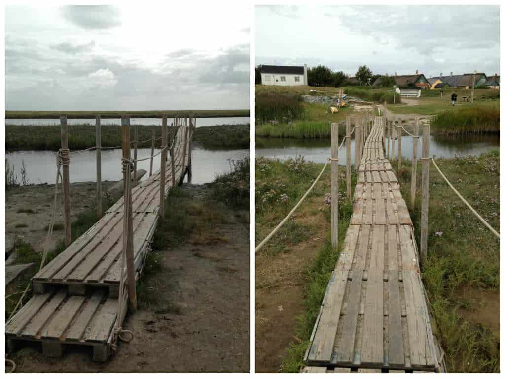 Pallets Bridge 1001 Pallets