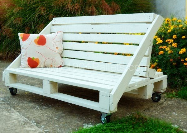 Pallets Bench Sofa Pallet Benches, Pallet Chairs & Pallet Stools