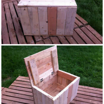 Pallet Boxes For House