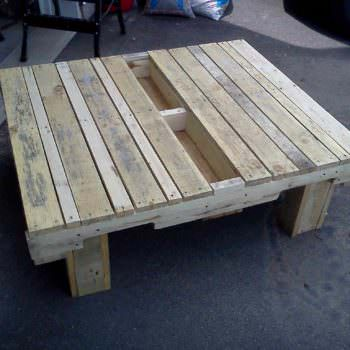 Table Basse De Jardin / Garden Coffee Table