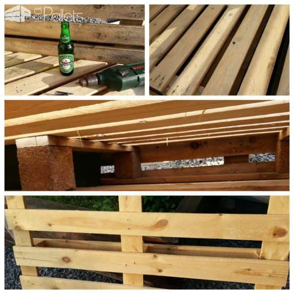 Pallets Lounge Lounges & Garden Sets