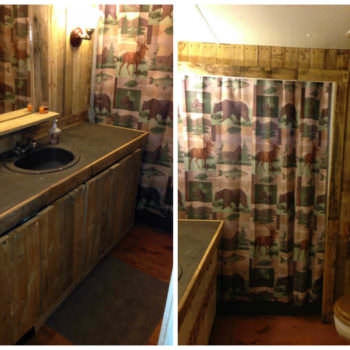 Pallets Bathroom