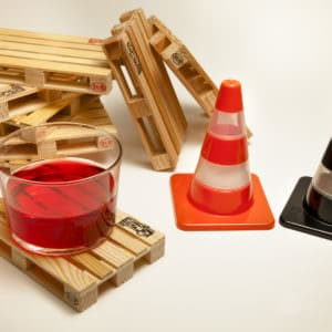 Subscribe & Win a Pallet Coasters Set or a Trivet (Members)