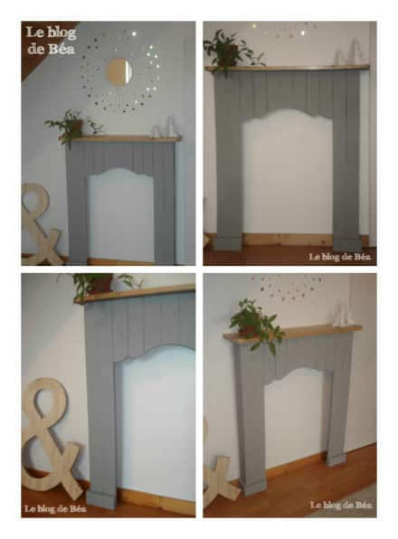 Posts found with pallet decoration page 5 of 7 1001 pallets - Deco fausse cheminee ...