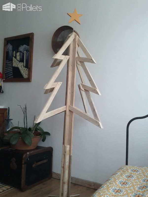 My Pallet Christmas Tree Pallet Home Accessories