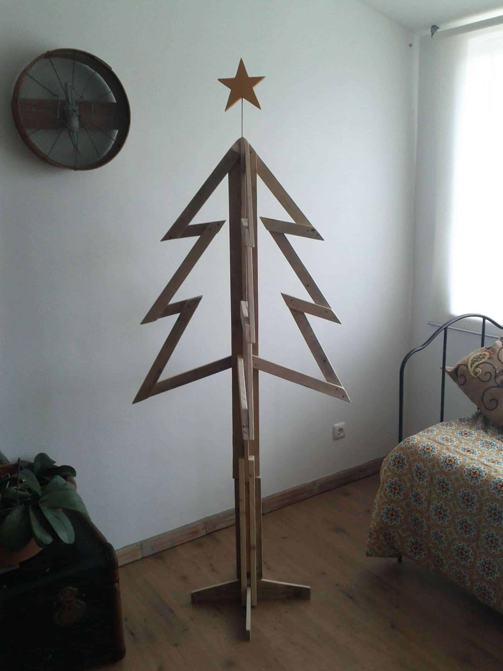 My Pallet Christmas Tree 1001 Pallets