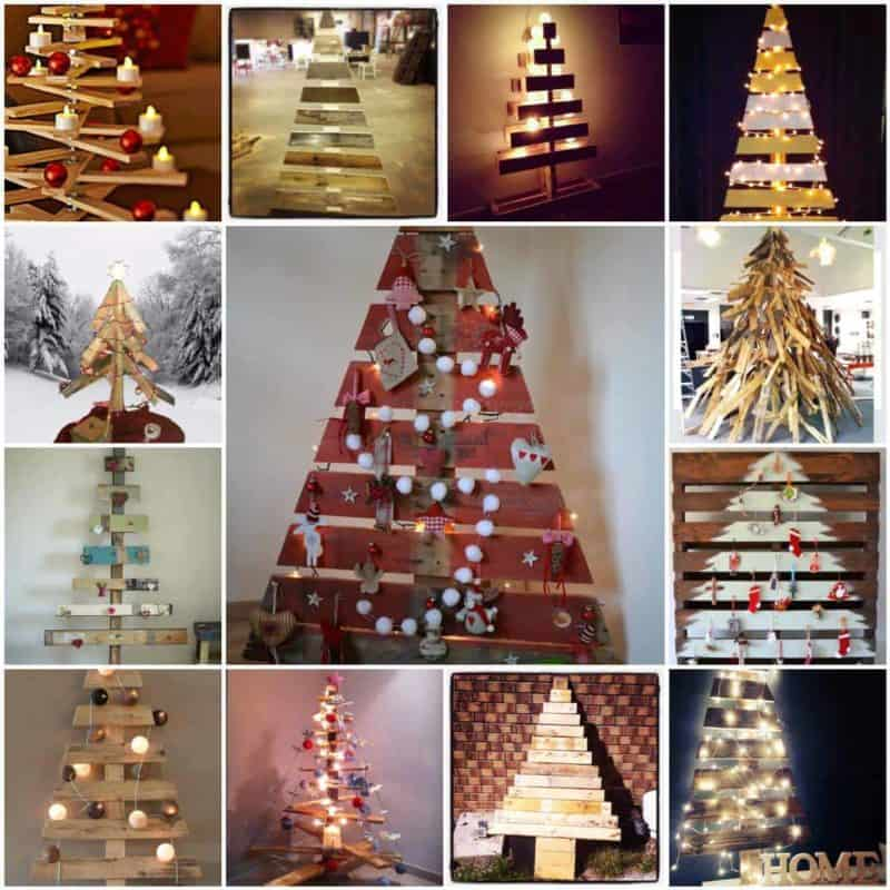 pallet christmas trees 1001 pallets - Pallet Christmas Trees
