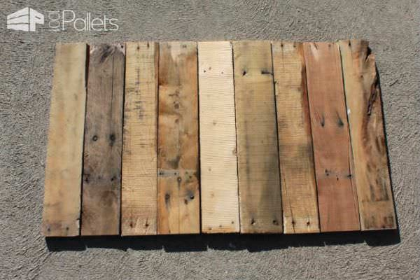 Pallet Doormat Pallet Home Accessories