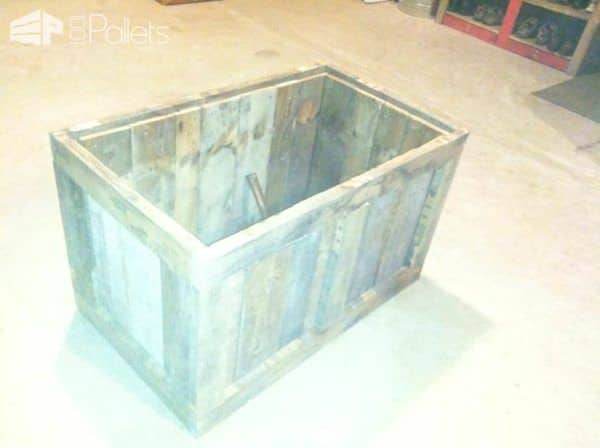 Pallet Storage Box Pallet Boxes & Chests