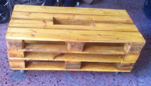 Pallet Table Pallet Coffee Tables