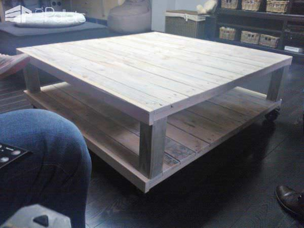 Pallets Coffee Table Pallet Coffee Tables