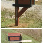 Mailbox from Pallets