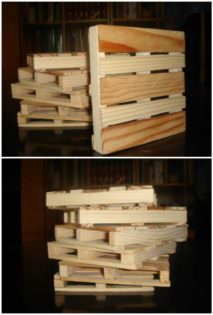 Coasters From Recycled Pallet Wood 1001 Pallets