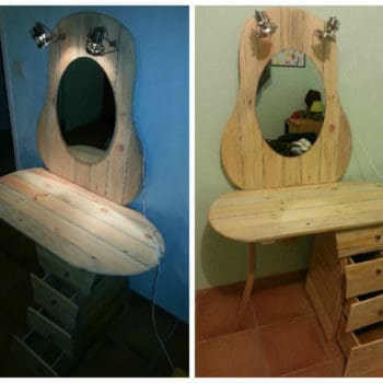 Dressing Table / Coiffeuse