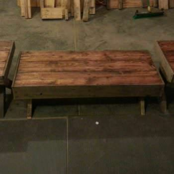 Pallet Coffee & End Tables