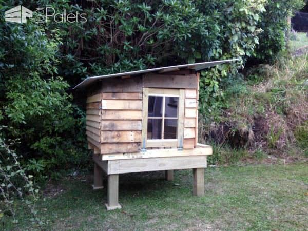 Pallet Coop House Animal Pallet Houses & Pallet Supplies