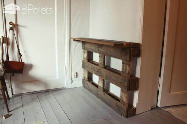 Vintage Pallet Desk Pallet Desks & Pallet Tables