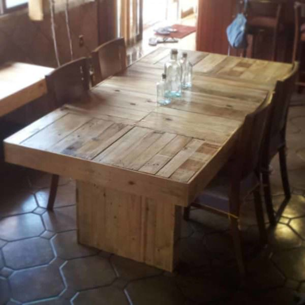 Trend Pallet Dinner Table Pallet Desks u Pallet Tables
