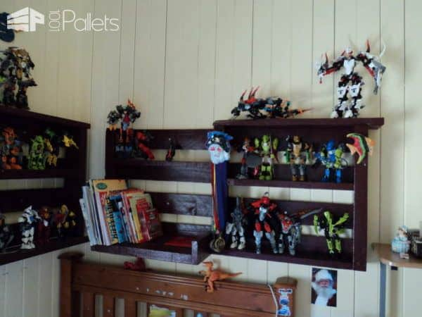 Pallet Display Bookshelves Pallet Bookcases & Pallet Bookshelves Pallet Shelves & Pallet Coat Hangers
