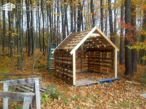 Pallet Shed Pallet Sheds, Pallet Cabins, Pallet Huts & Pallet Playhouses