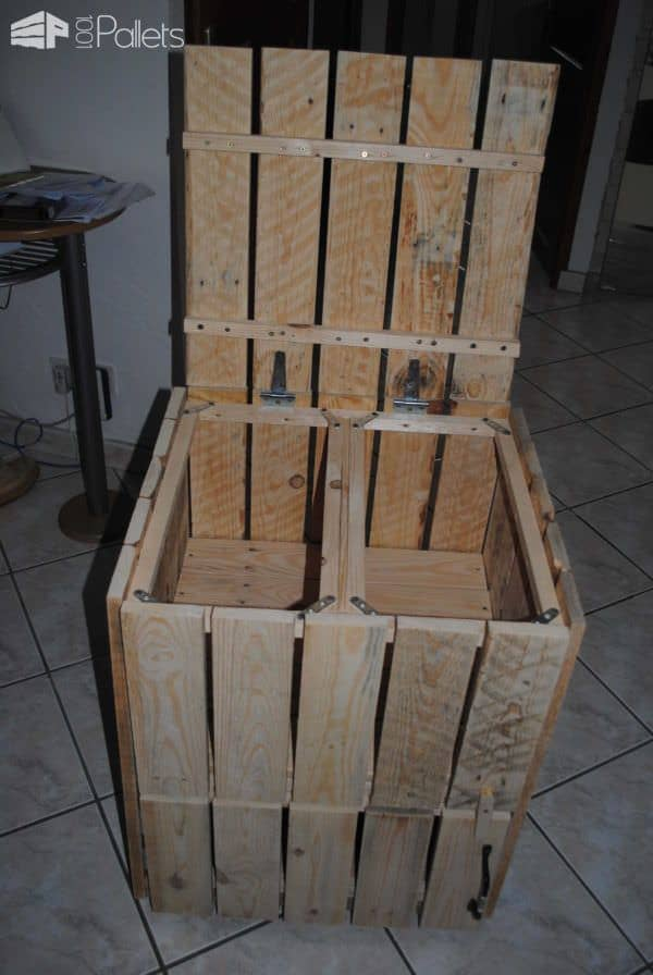 Pallet Storage or Mini Bar Pallet Boxes & Chests