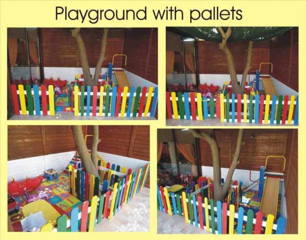 Pallets Playground Fun Pallet Crafts for Kids