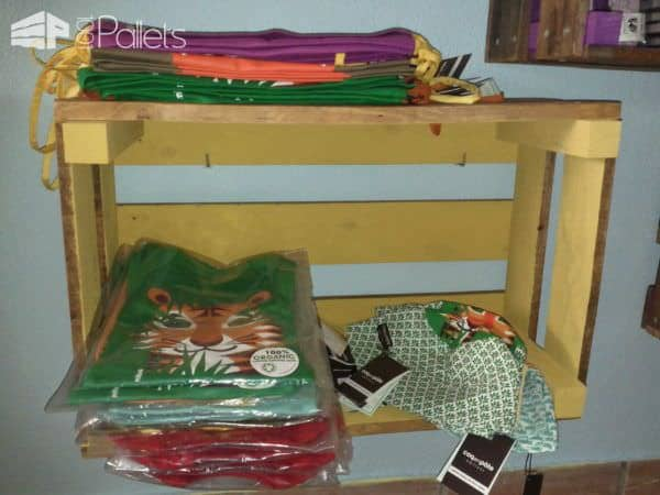 Pallet Crates Decoration Pallet Boxes & Chests Pallet Shelves & Pallet Coat Hangers