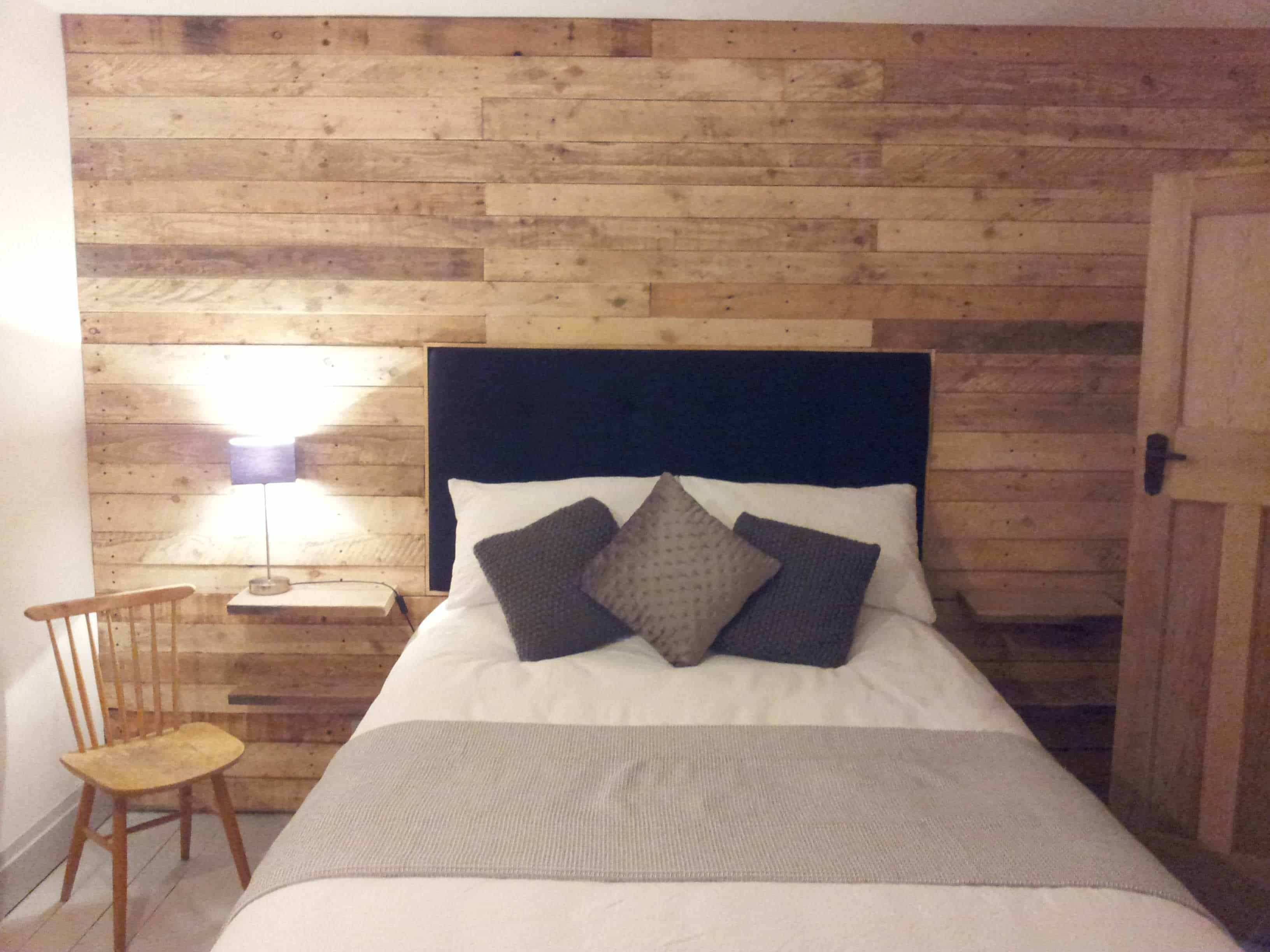 Pallet Wood Wall • 1001 Pallets