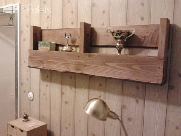Estonian Pallet Tables & Shelf Pallet Desks & Pallet TablesPallet Shelves & Pallet Coat Hangers