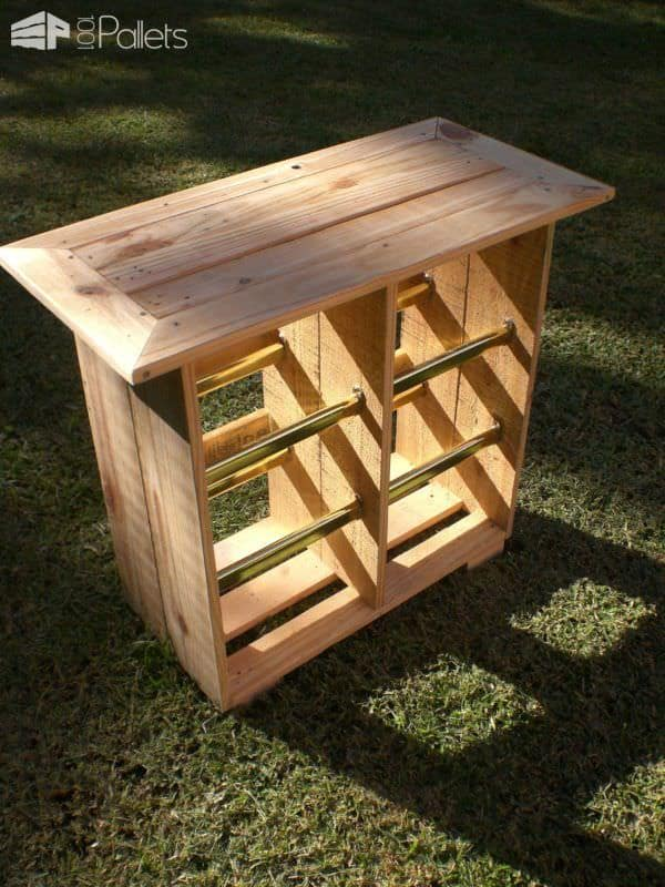 Pallet Furniture From New Caledonia Pallet Cabinets & Wardrobes