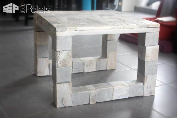Tomorrow Design – La Recyclerie Inventive Pallet Benches, Pallet Chairs & StoolsPallet Terraces & Pallet Patios