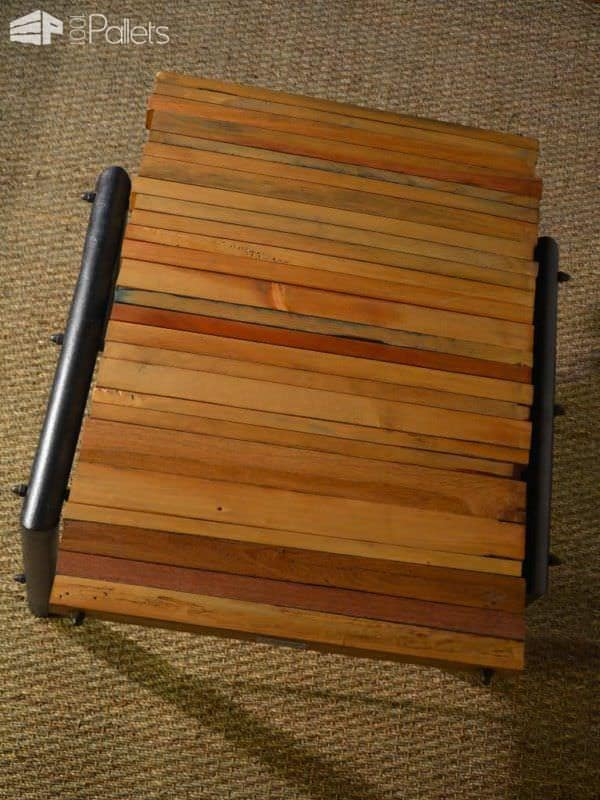 Patchwork Coffee Table Pallet Coffee Tables