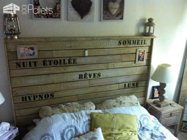 Several Upcycled Pallet Creations DIY Pallet Bed Headboard & FramePallet Coffee TablesPallet Planters & Compost Bins